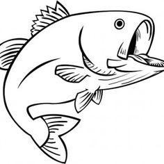 Bass Drawing Clipart Best
