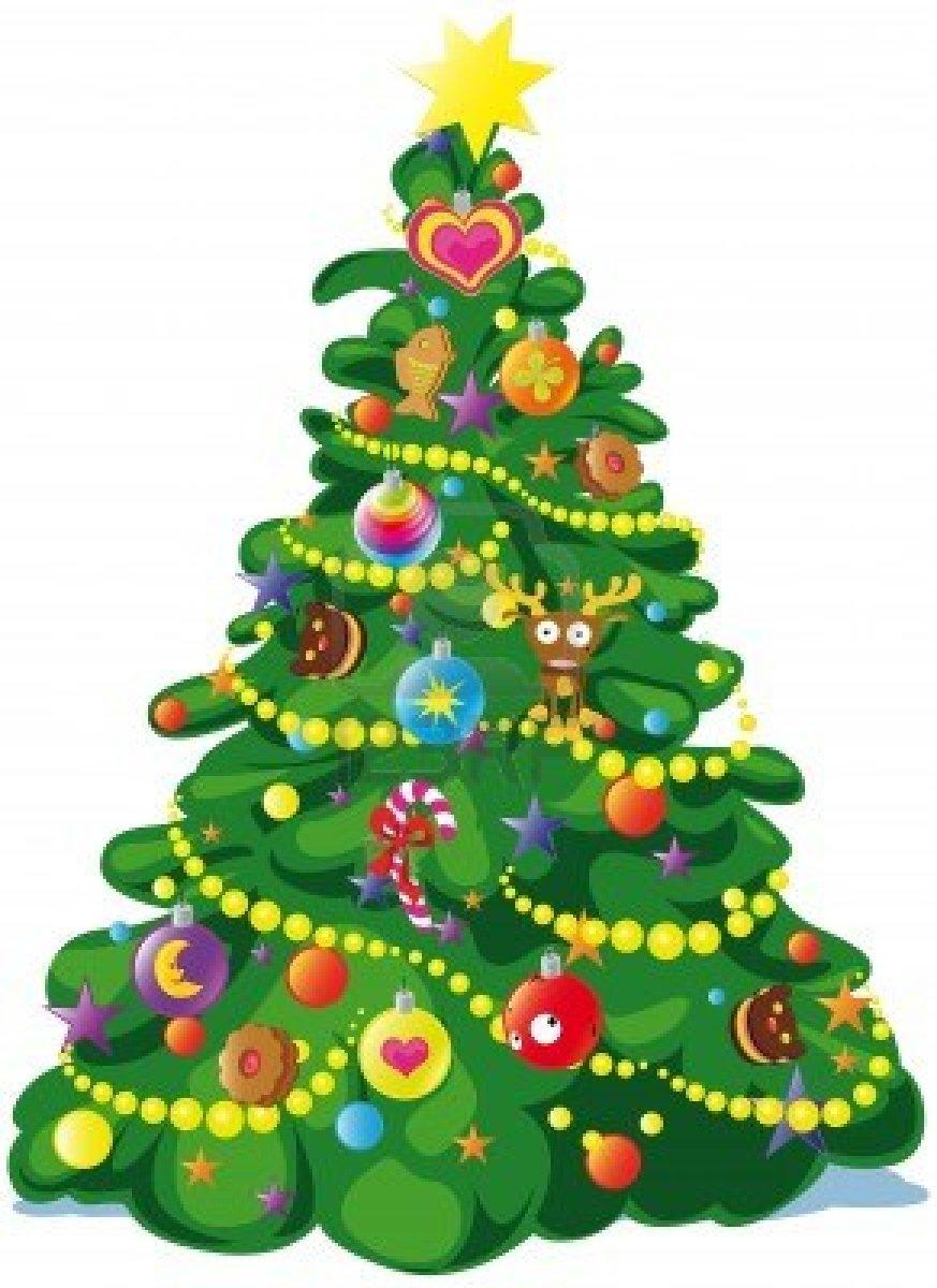 Pohon Cemara Kartun ClipArt Best