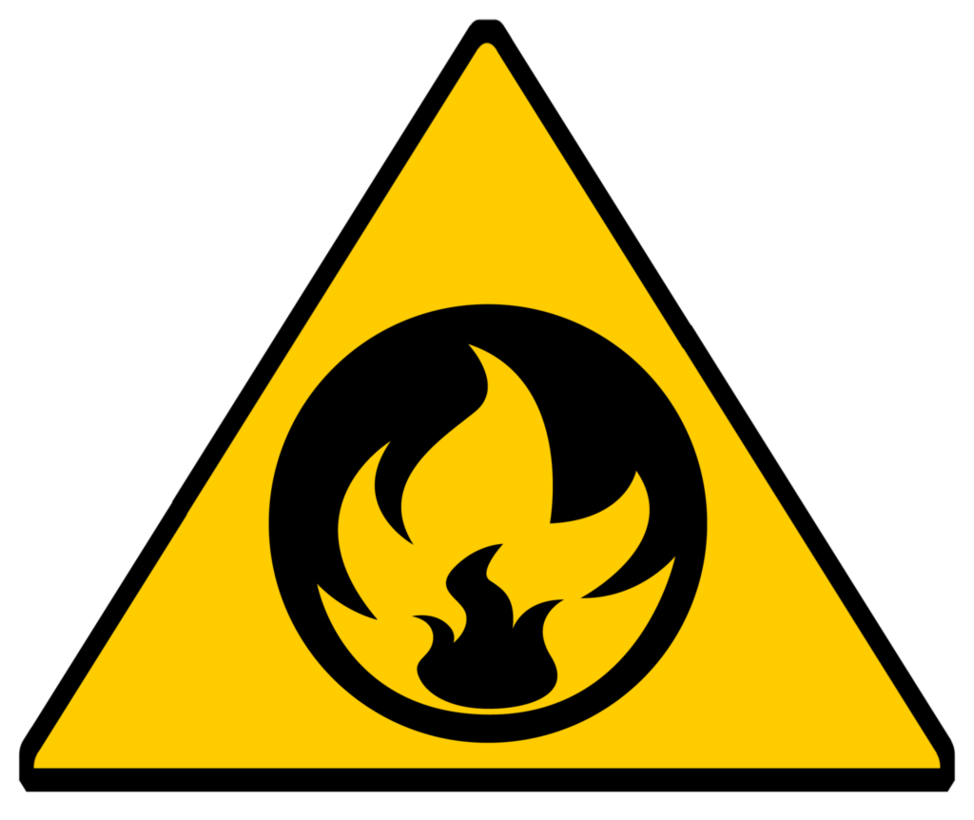 Fire Warning Signs - ClipArt Best