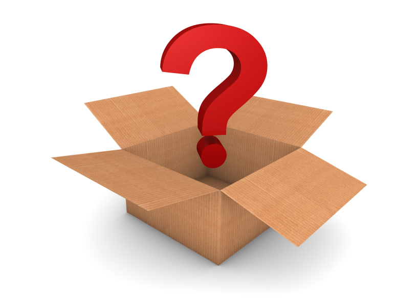 Question Mark Box - ClipArt Best
