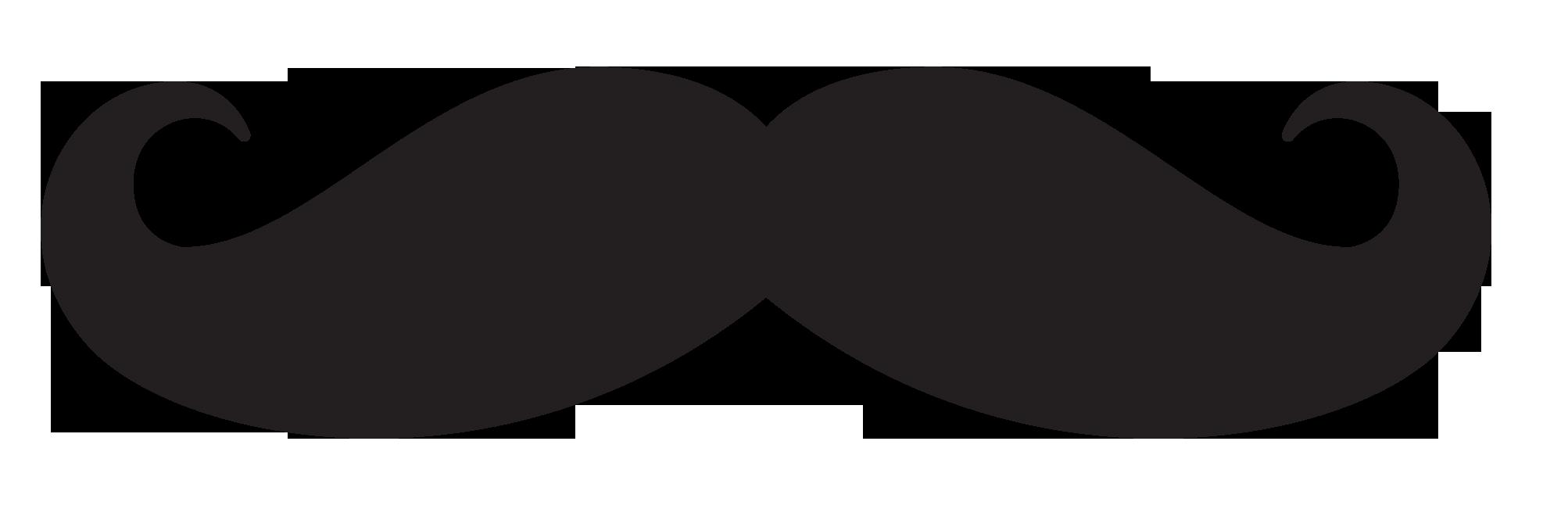 Mustache Designs Clip Art