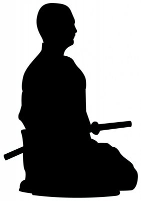 29 samurai silhouette . Free cliparts that you can download to you ...
