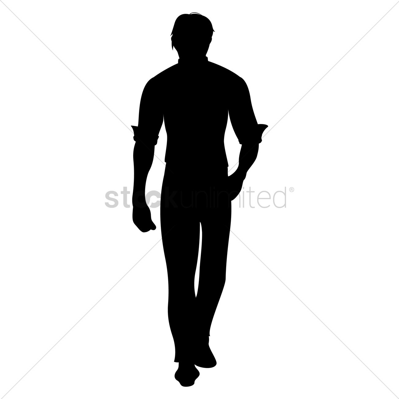 Man Walking Silhouette Pictures To Pin On Pinterest