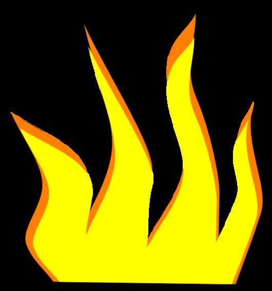 clip art holy spirit fire - photo #25