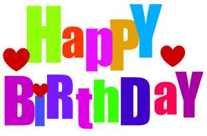 Clip Art Happy Birthday Gift - ClipArt Best