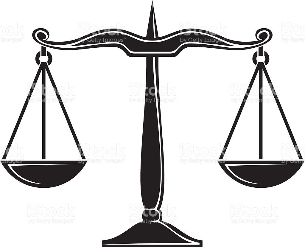 Balanza de justicia vector clipart best - Dessin de balance ...