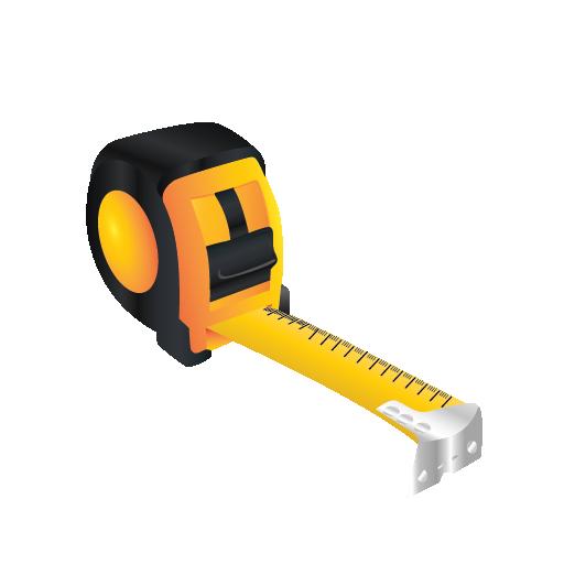 Tape Measure Cartoon - ClipArt Best