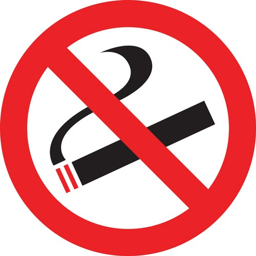 free clipart no smoking symbol - photo #49