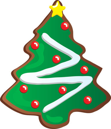 Free Christmas Cookie Clip Art - ClipArt Best