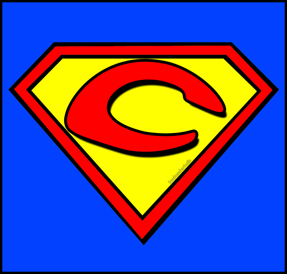 Superman Logo Template - ClipArt Best