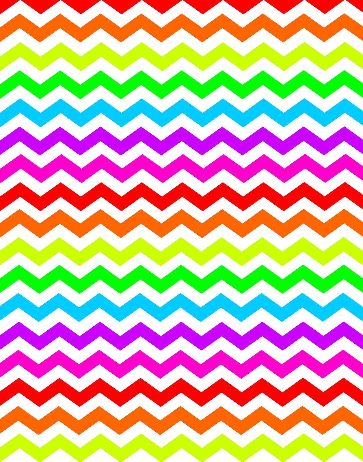 Doodle Craft...: 16 New Colors Chevron background patterns ...