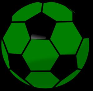 Soccerball clip art - vector clip art online, royalty free ...