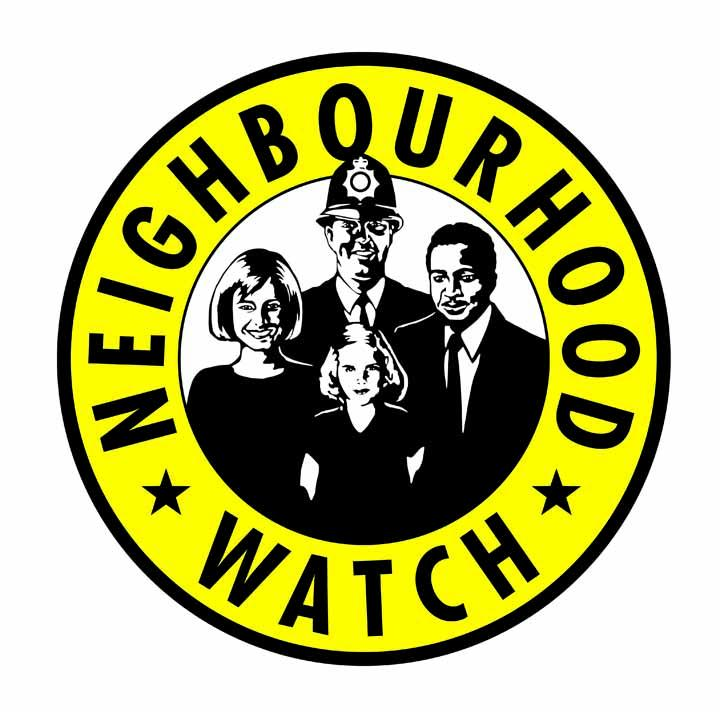 clip art neighborhood watch - photo #7