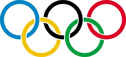 Olympic Rings clip art - Download free Other vectors