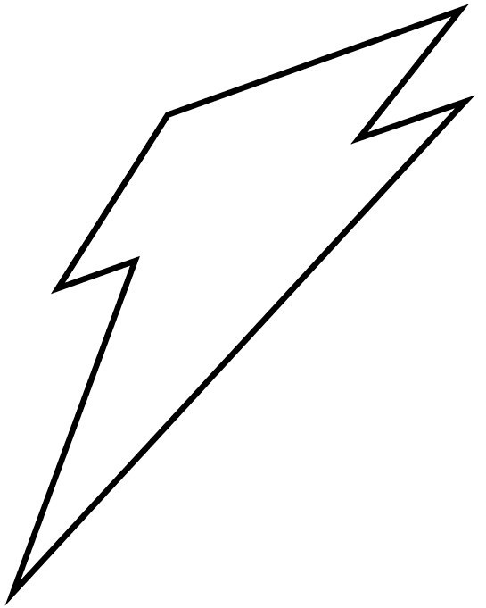Lighting Bolt Drawings Lightning Bolt by Stokely-van