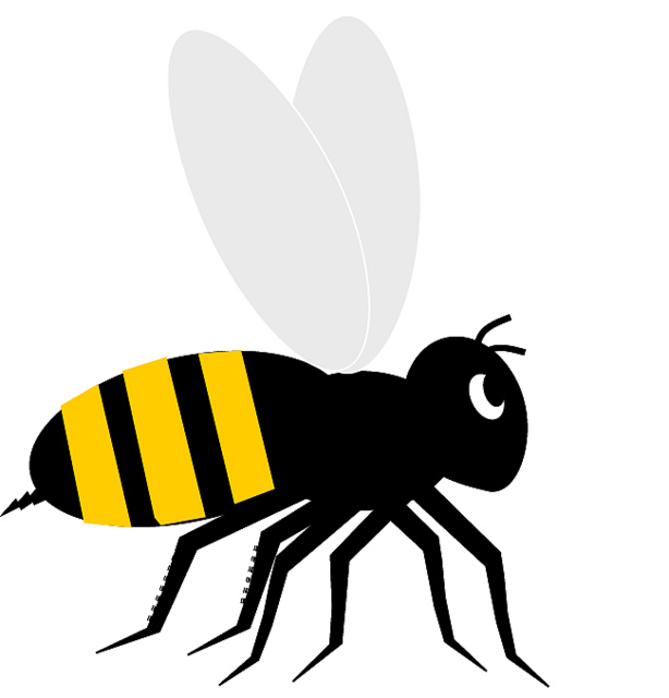 Cute Honey Bee Clipart - ClipArt Best