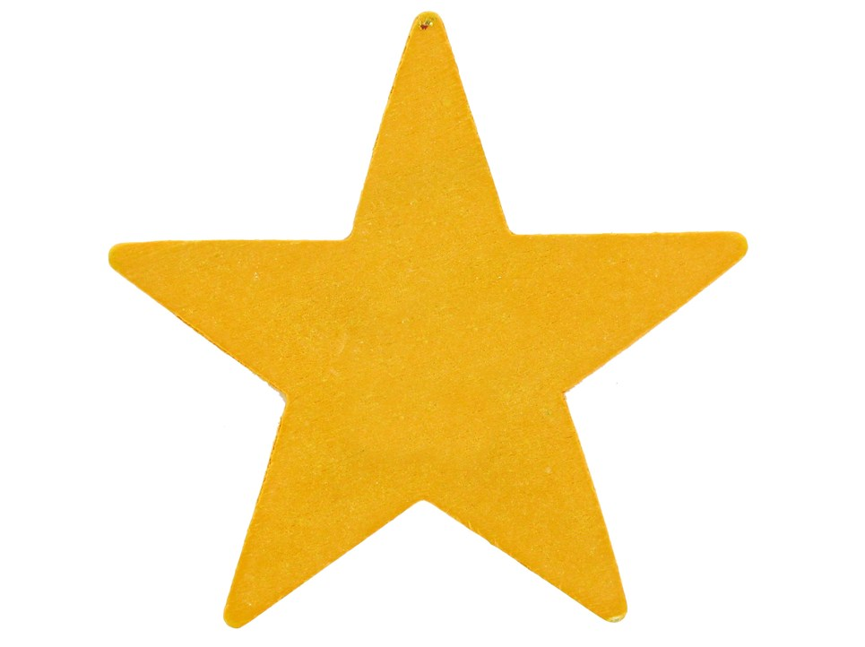 Small gold star image