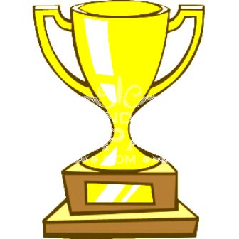 Trophy Outline Clipart Best