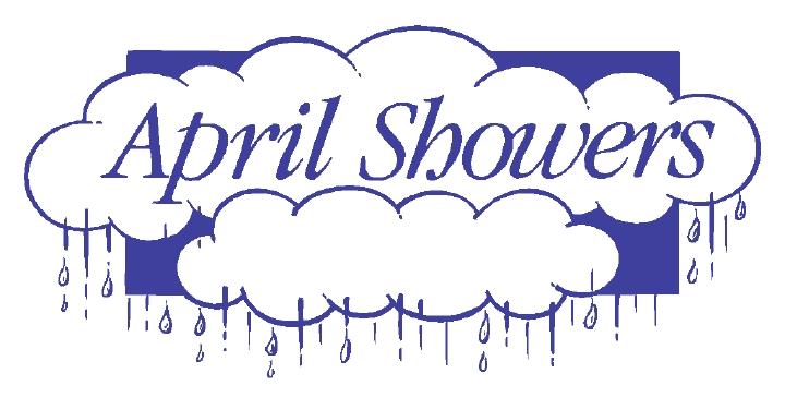 April Showersclip Art - ClipArt Best