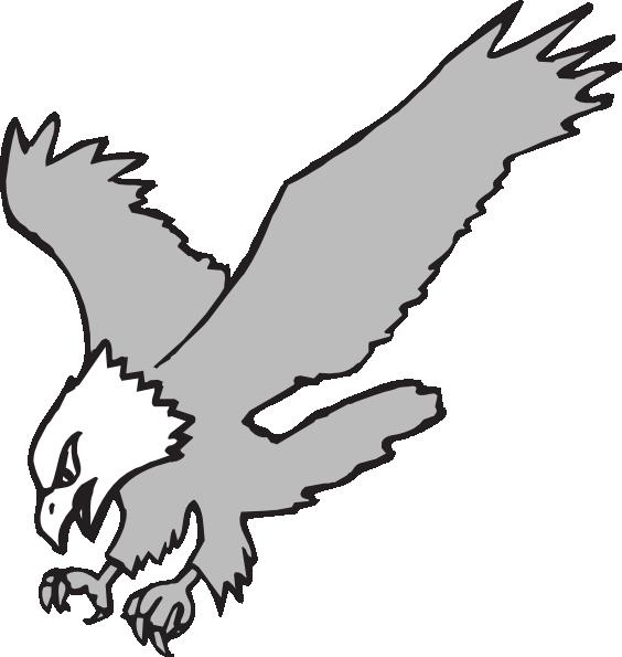 clip art soaring eagle - photo #33