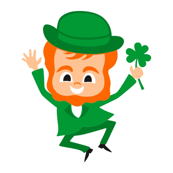 Leprechaun Irish - ClipArt Best
