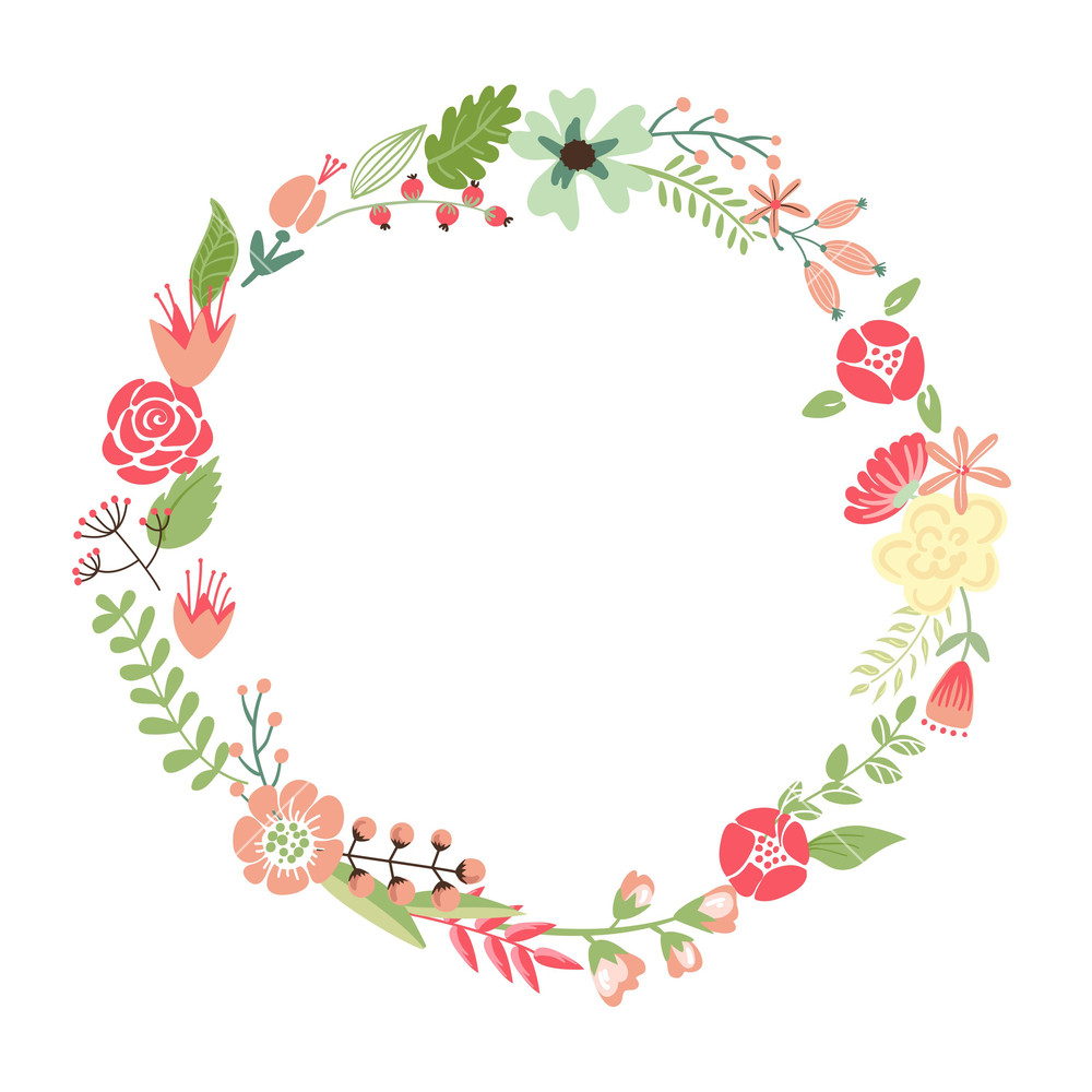 happy birthday photo flower frame design free cliparts that you can ...