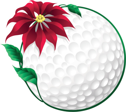 Christmas Golf Pictures - ClipArt Best