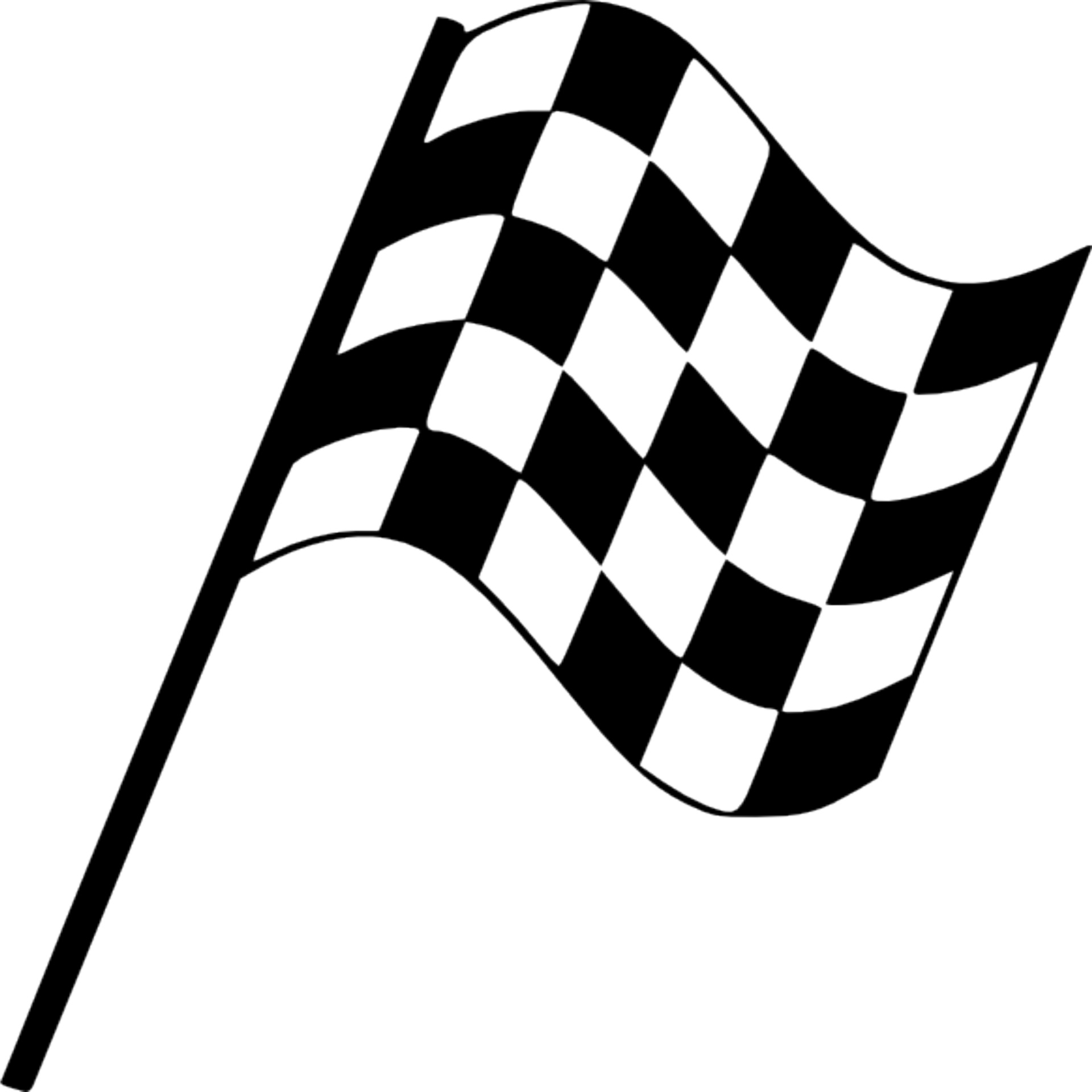 checked flag clipart best checkered flag clip art vector checkered flag clip art vector
