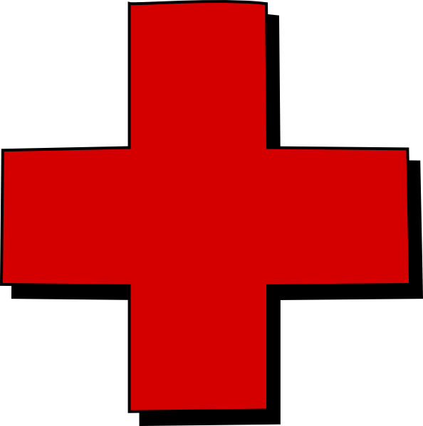 American Red Cross Logo Clipart