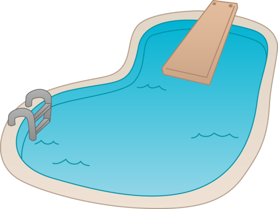 Clip Art Swimming Pool ClipArt Best