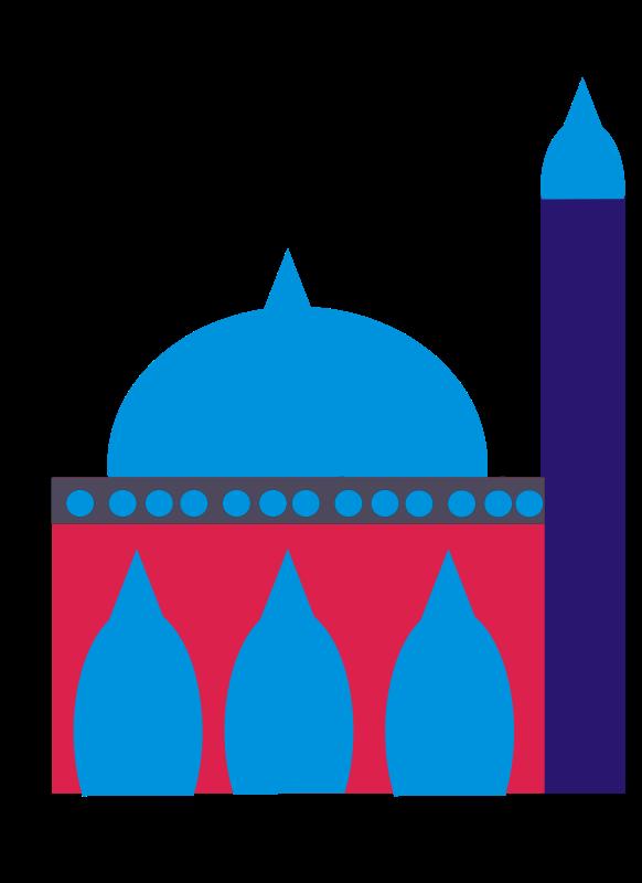 Clipart Mosque Building - ClipArt Best