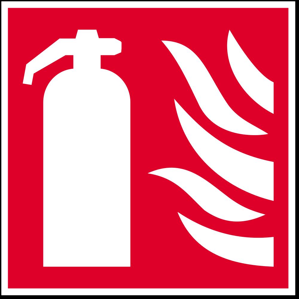fire sign clipart best