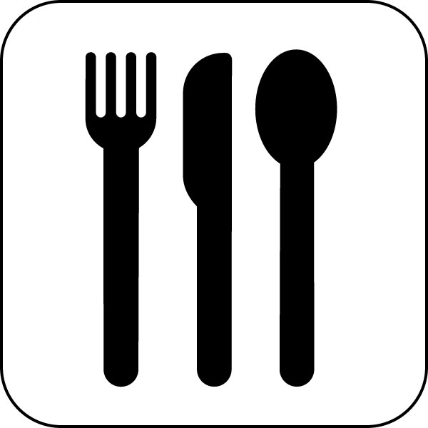 restaurant symbols clip art - photo #17