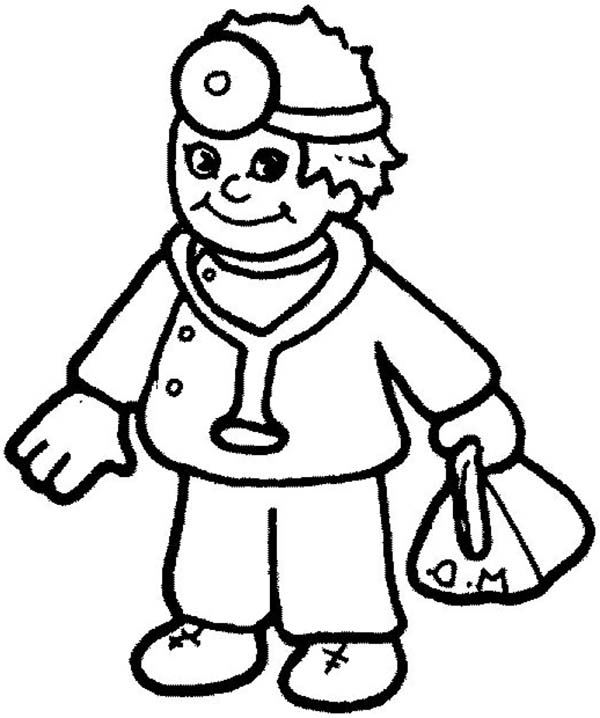 Community Helpers Coloring Page Worksheets & Teaching Resources | TpT | 718x600
