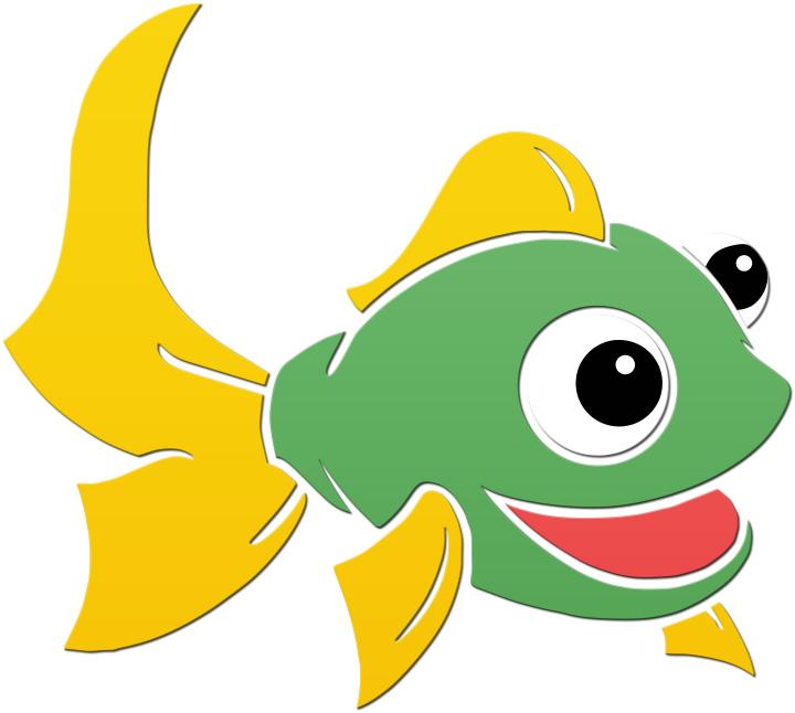 free clip art funny fish - photo #25