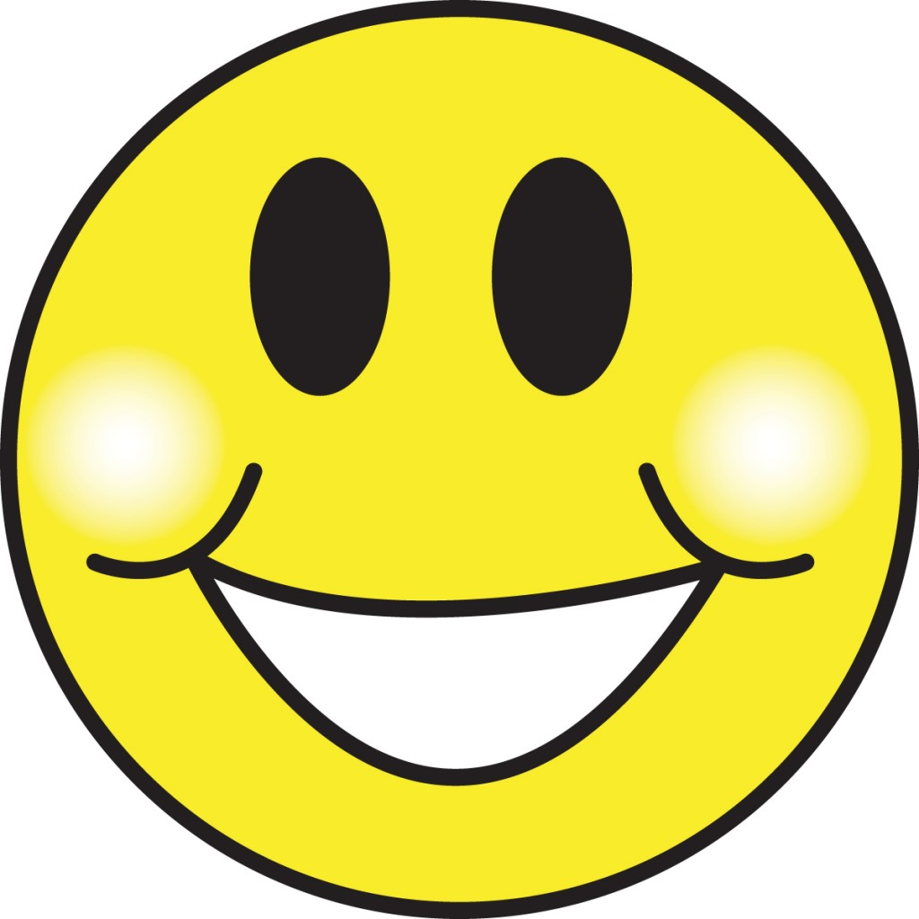 Smiley Face Showing Teeth - ClipArt Best