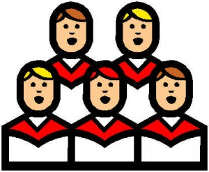 Musical clipart choir, Musical choir Transparent FREE for download on  WebStockReview 2020