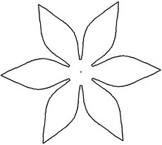 Flower Templates to Cut Out | Design images - 2