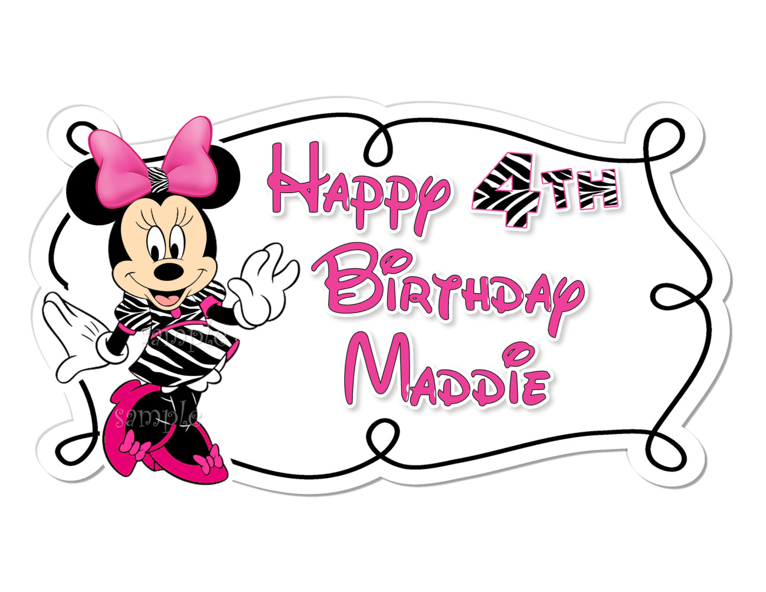 29 minnie mouse happy birthday clipart . Free cliparts that you can ...