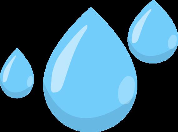 Template Of Raindrop ClipArt Best – Raindrop Template