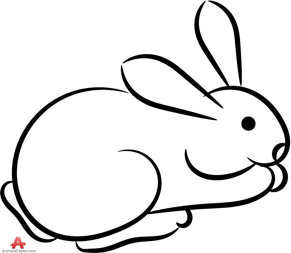 Out Line Drawing Of Animals : Outline images of animals clipart best