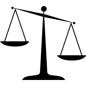 scales of justice clipart, cliparts of scales of justice free ...