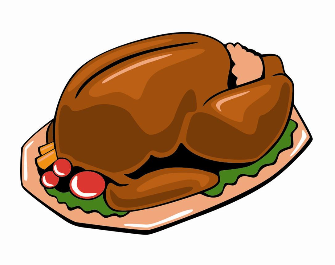 Clip Art Cooked Turkey Clipart cooked turkey clip art clipart best 11366 clipartion com