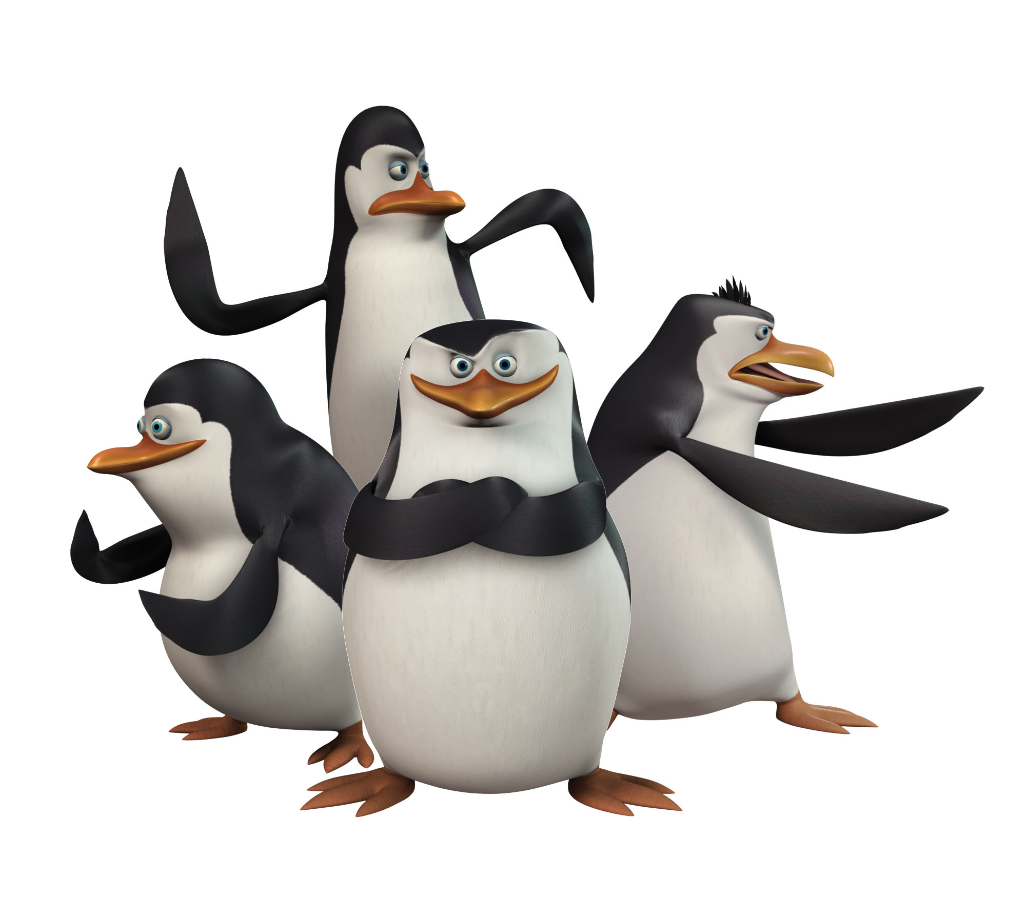 Png file name: penguins of madagascar png clipart dimension: 2000x1271 image type: png posted on: mar 30th