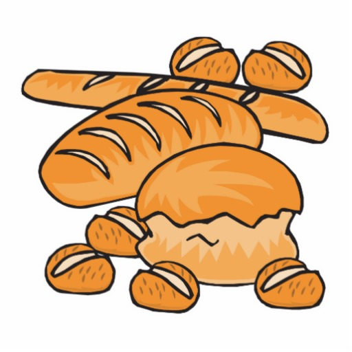 Cartoon Bread - ClipArt Best