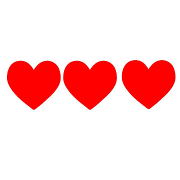Picture Of A Small Heart - ClipArt Best