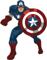 free png Captain America Clipart images transparent
