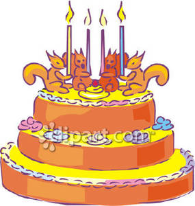 Animated Birthday Cake Images - ClipArt Best