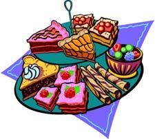 Free Clipart Network : Dessert - ClipArt Best - ClipArt Best