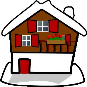 House 21 clip art - vector clip art online, royalty free & public ...
